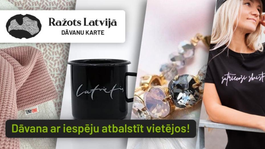 fromme ražots latvijā dāvanu karte